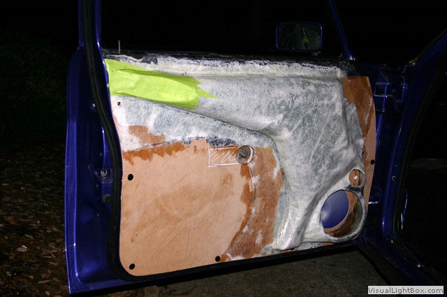 Holden WB custom interior - Car Interior - M&C Vehicle